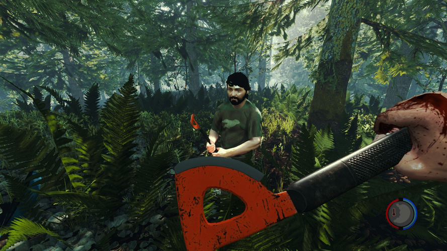 The Forest - Co-Op Mode