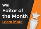 Nominate yourself or another editor to be Gamepedia's Editor of the Month!