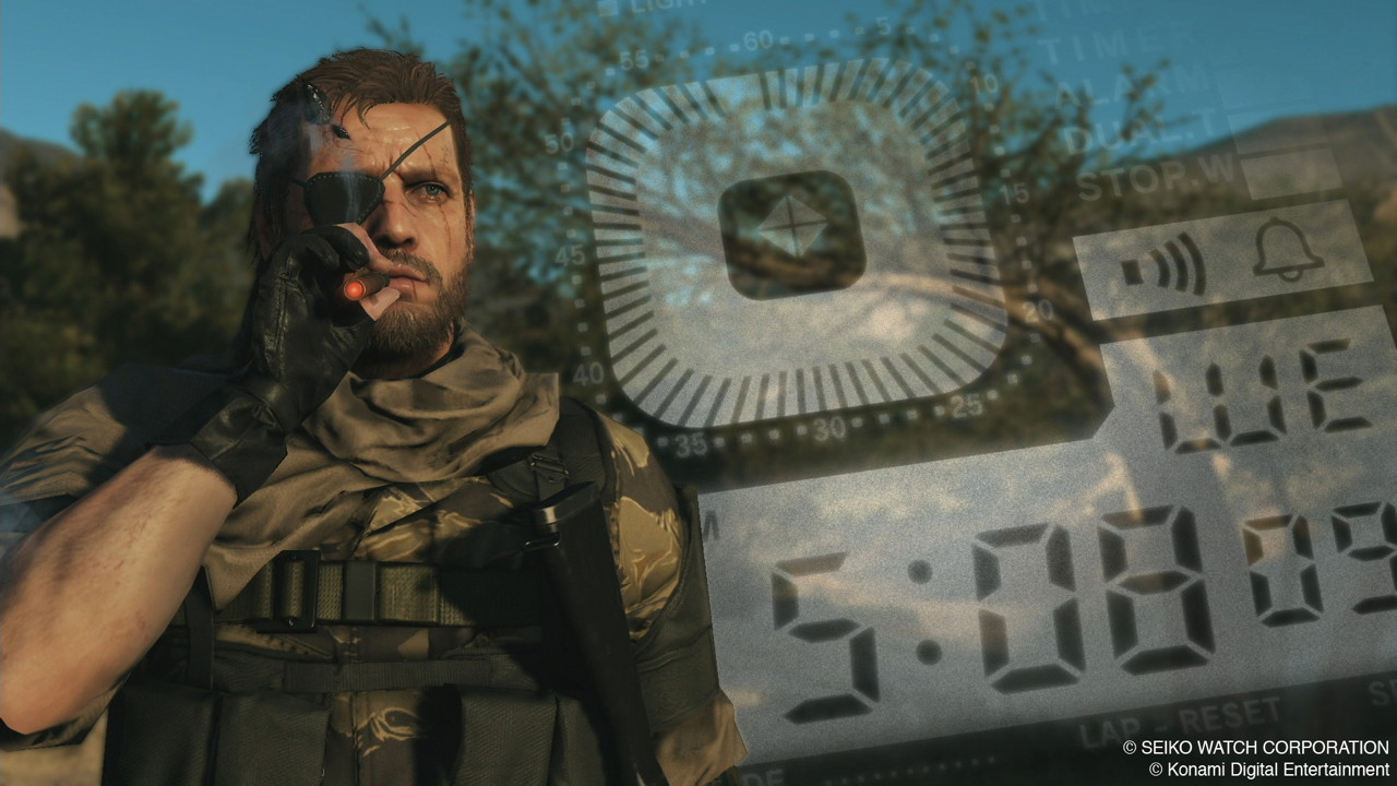 Metal Gear Solid V - Animais raros e como capturá-los