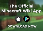 Download the Gamepedia Official Minecraft Wiki App - Availabile for iOS and Android devices