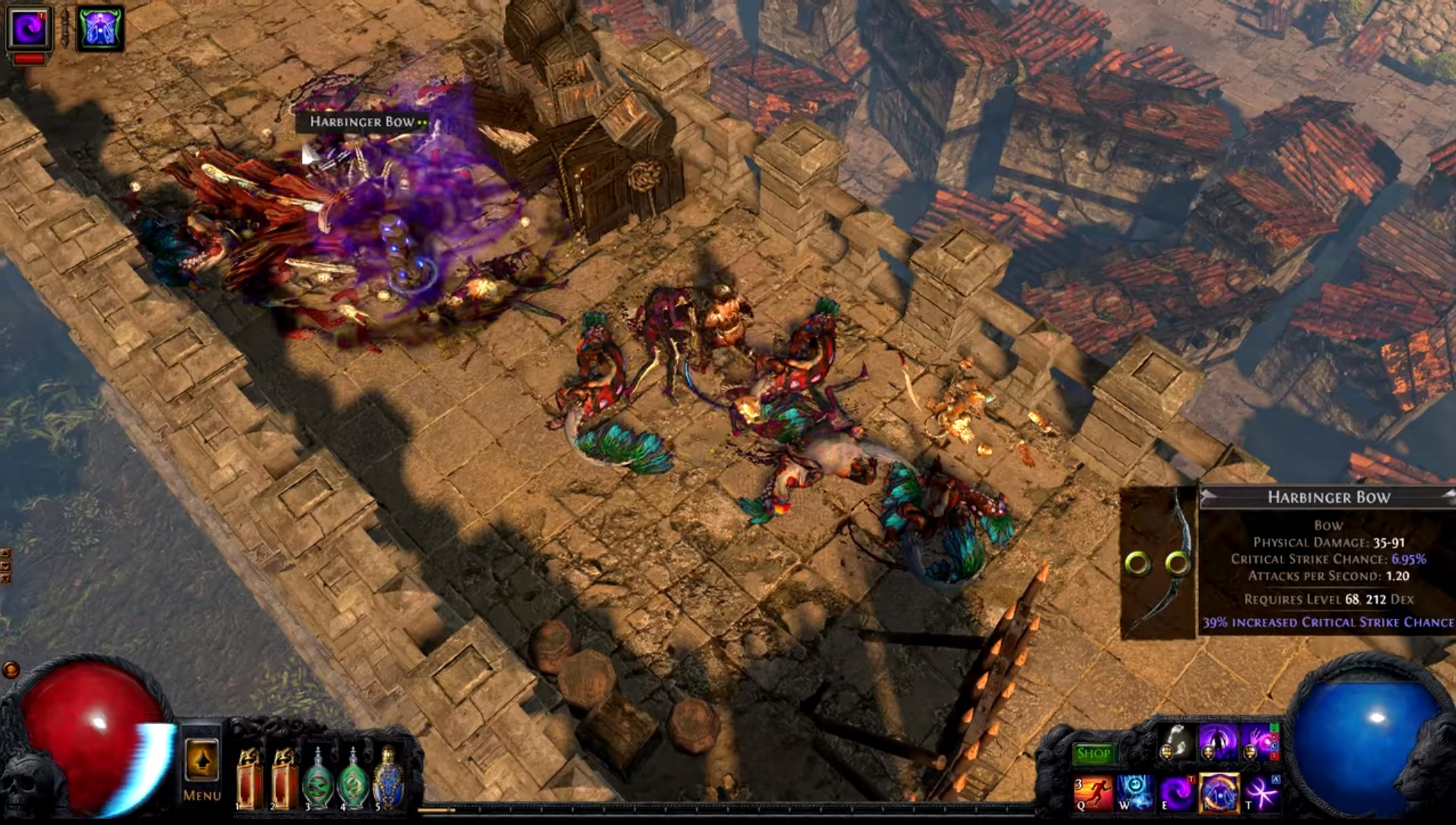 New Map Path of Exile - Atlas of Worlds