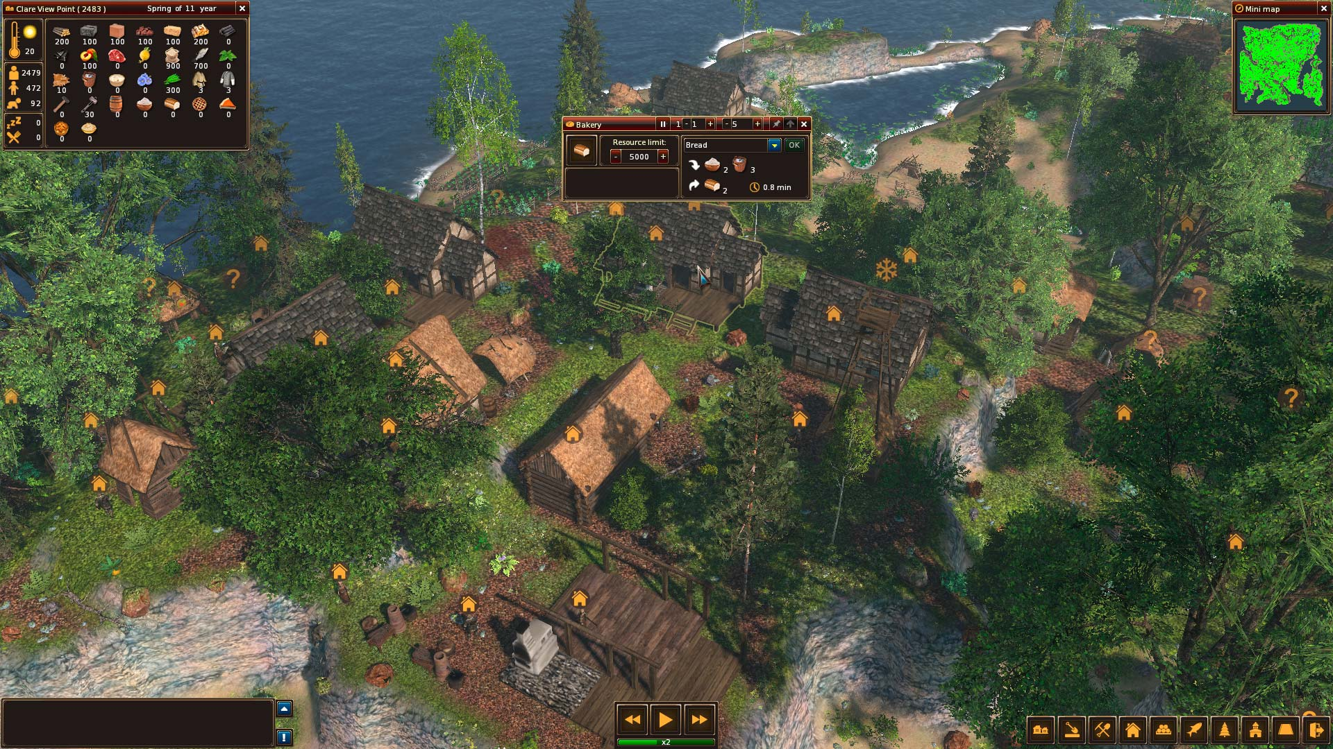 Life is Feudal: Forest Village screenshot