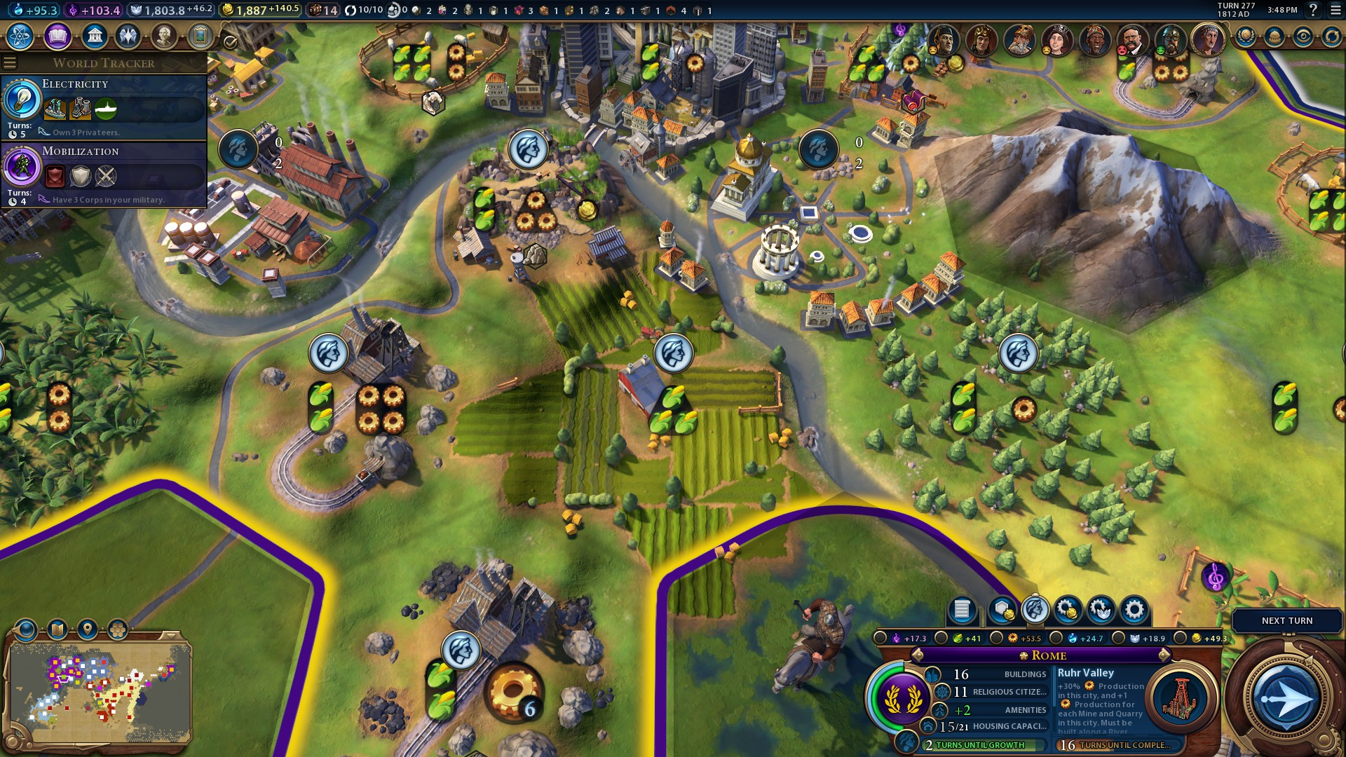 Can T Build District In Civ