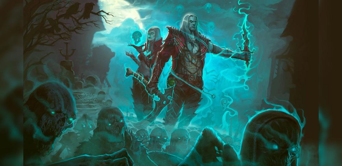 Diablo 3 Necromancer Announced at BlizzCon