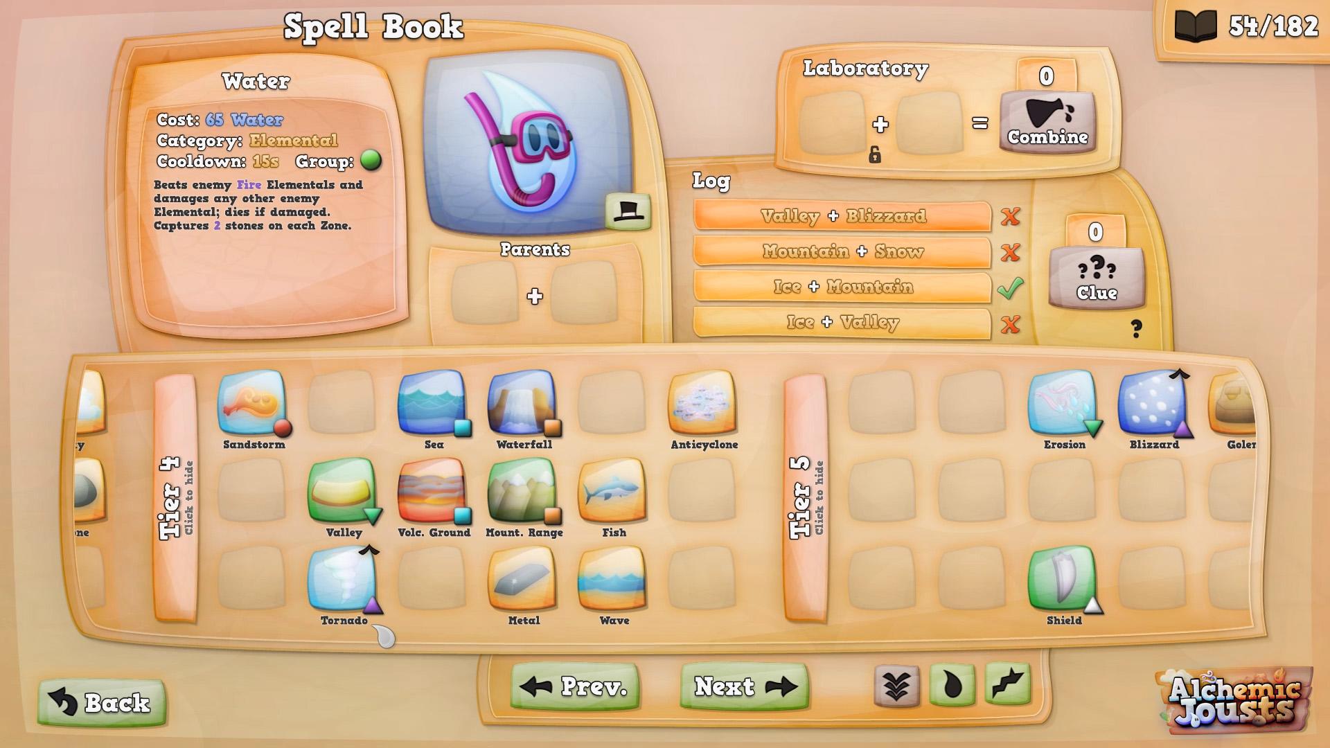 Alchemic Jousts screenshot