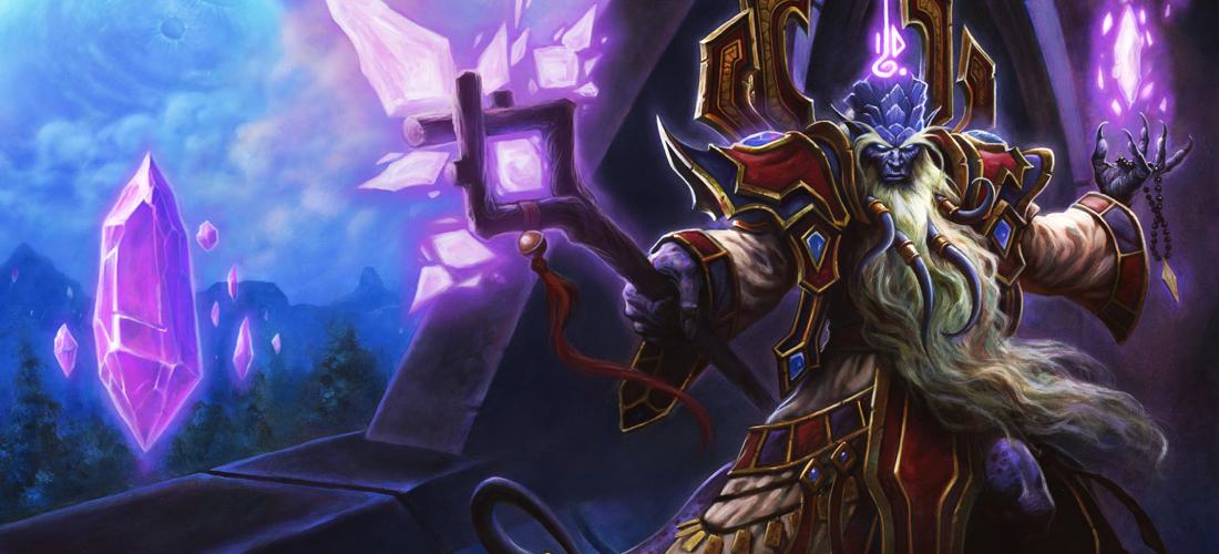 Velen in World of Warcraft