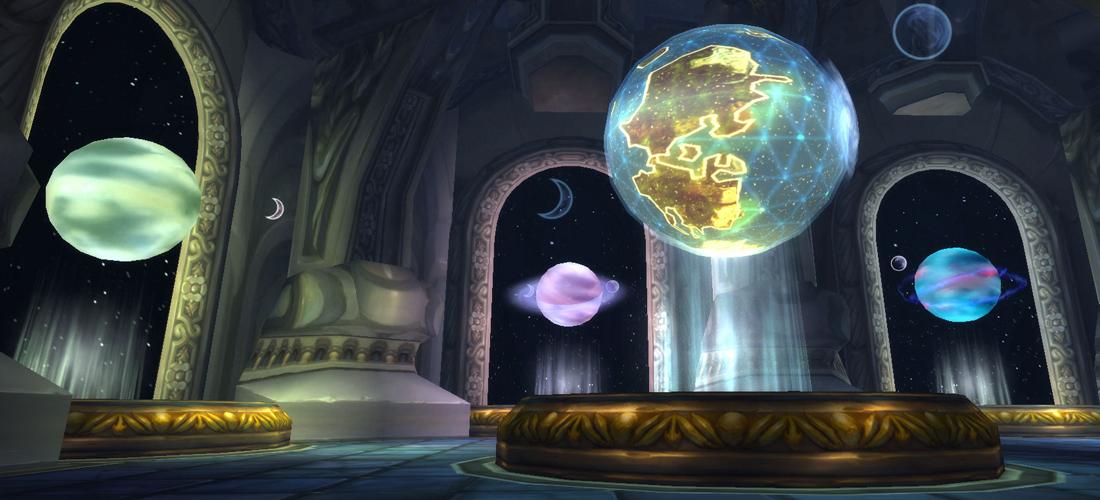 Ulduar - World of Warcraft Planets