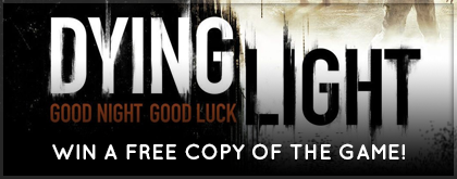 Dying Light Wiki Game Giveaway