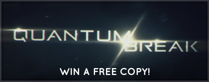 Quantum Break Wiki Game Giveaway