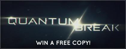 Quantum Break Wiki Game Giveaway