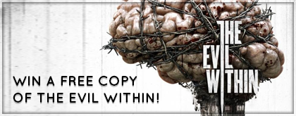 The Evil Within Wiki Game Giveaway