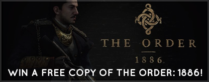 The Order: 1886 Wiki Game Giveaway