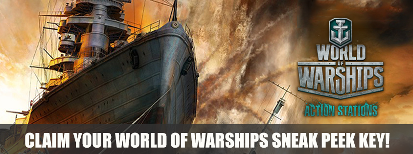 World Of Warships Sneak Peek Weekend!