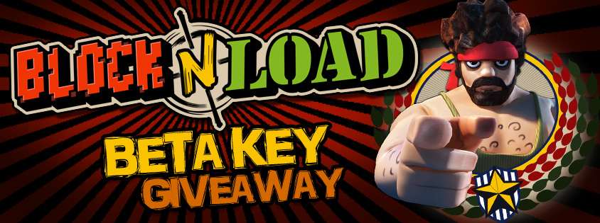 Block N Load Beta Key Giveaway!