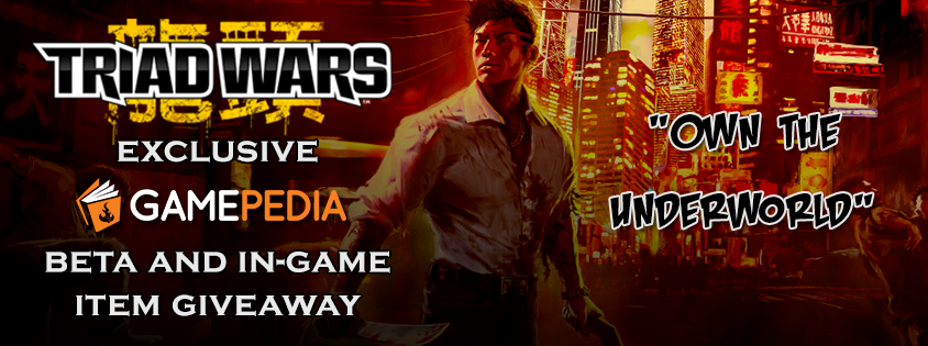 Triad Wars Beta Access Bundle Giveaway