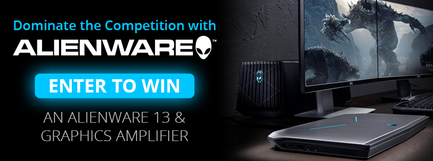 Dominate the Competition with Alienware