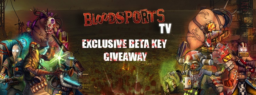 Exclusive BloodsportsTV Beta Key Giveaway!