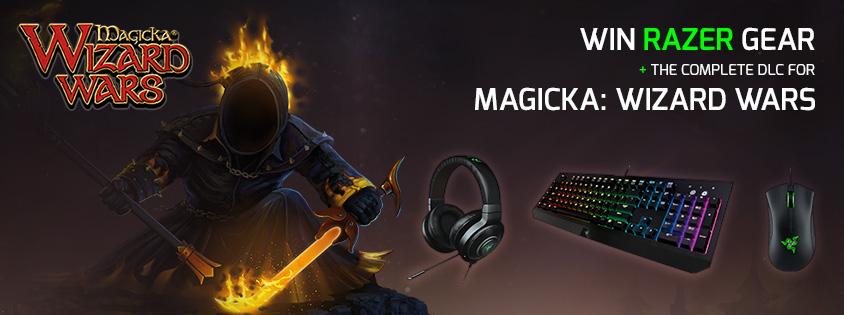 Magicka: Wizard Wars Giveaway