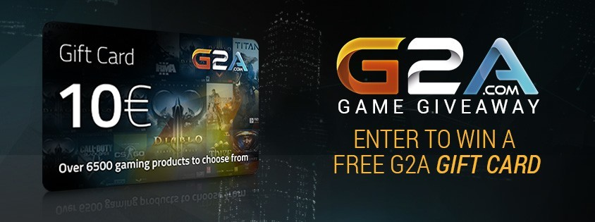 G2A Giveaway