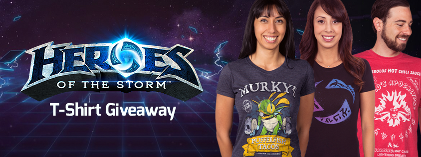 JINX Heroes of the Storm Giveaway!