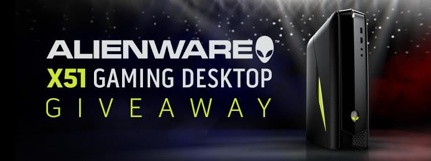 Alienware X51 R3 Giveaway
