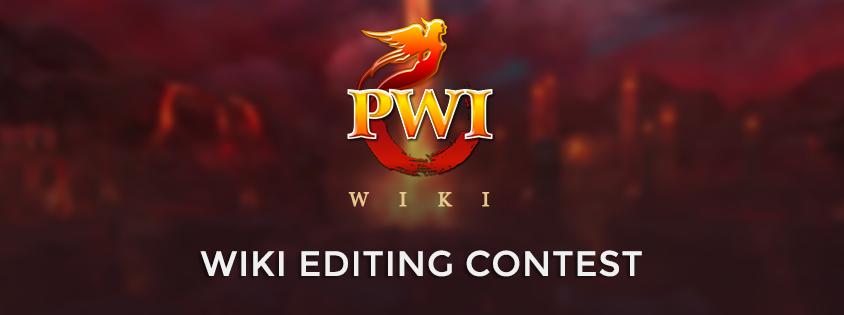 PWI Wiki Editing Contest