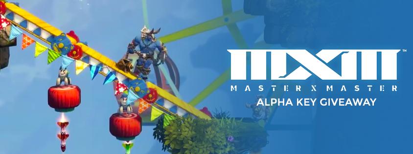MXM Alpha Playtest 3 Key Giveaway