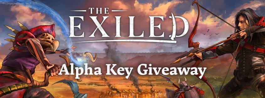 The Exiled December Alpha Key Giveaway