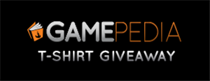Gamepedia T-shirt Giveaway