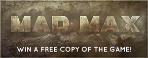 Mad Max Wiki Game Giveaway