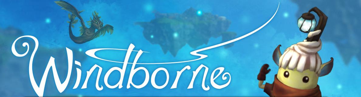 Windborne Logo Hidden Path
