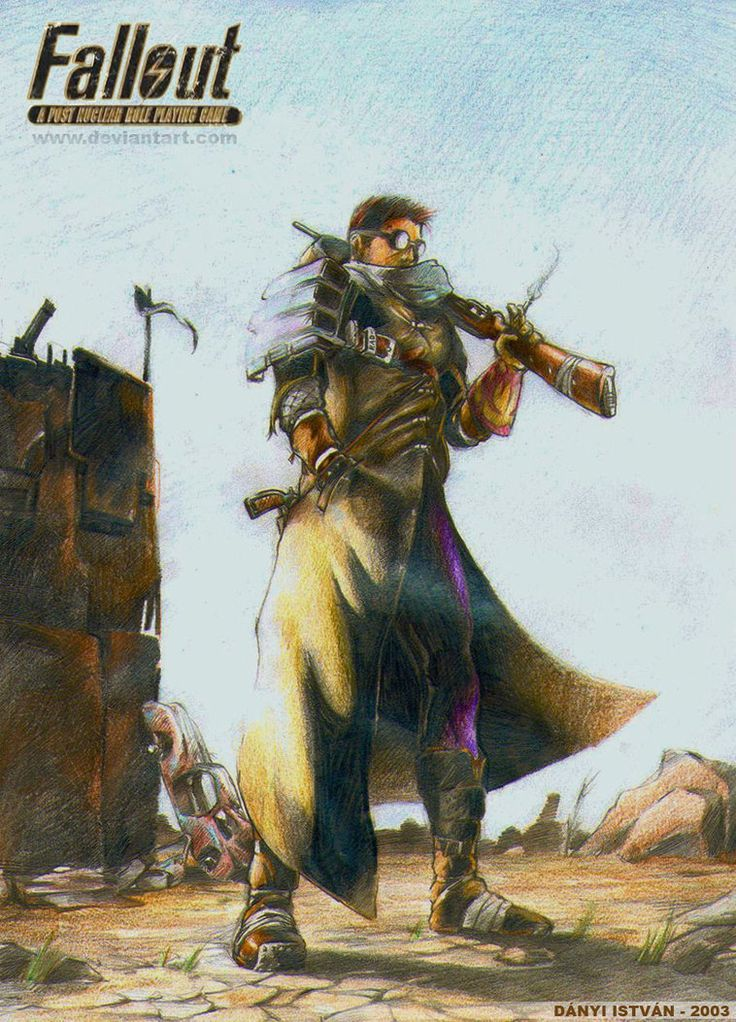 The Best Fallout Art On The Internet Blogs Gamepedia