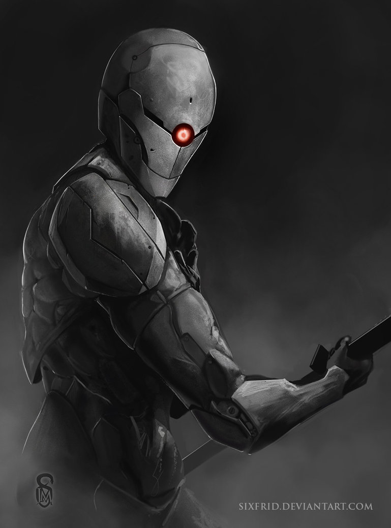 Kingdom Hearts: Reflections (Discussion) Gray_fox_by_sixfrid-d5rfyyk