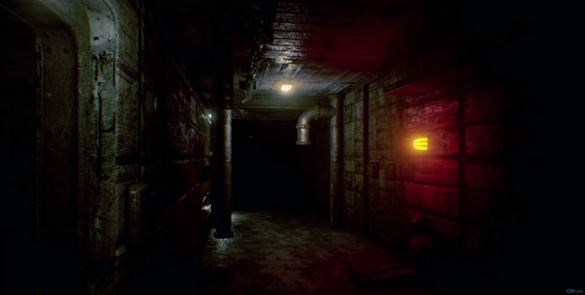 Horror Games For Xbox 1 : Survival horror experience horesion coming to xbox one and pc next