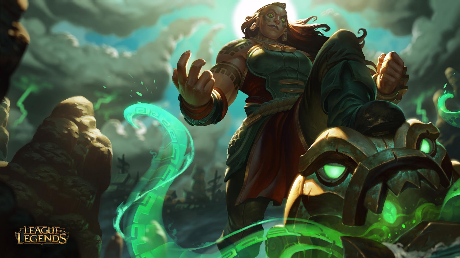 League of Legends Patch 5 23 Notes: 'Ello Illaoi - Blogs
