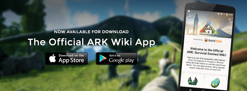 The Official ARK Wiki App, Now Available on iOS and Android