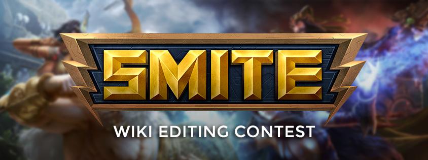 SMITE Wiki Editing Contest