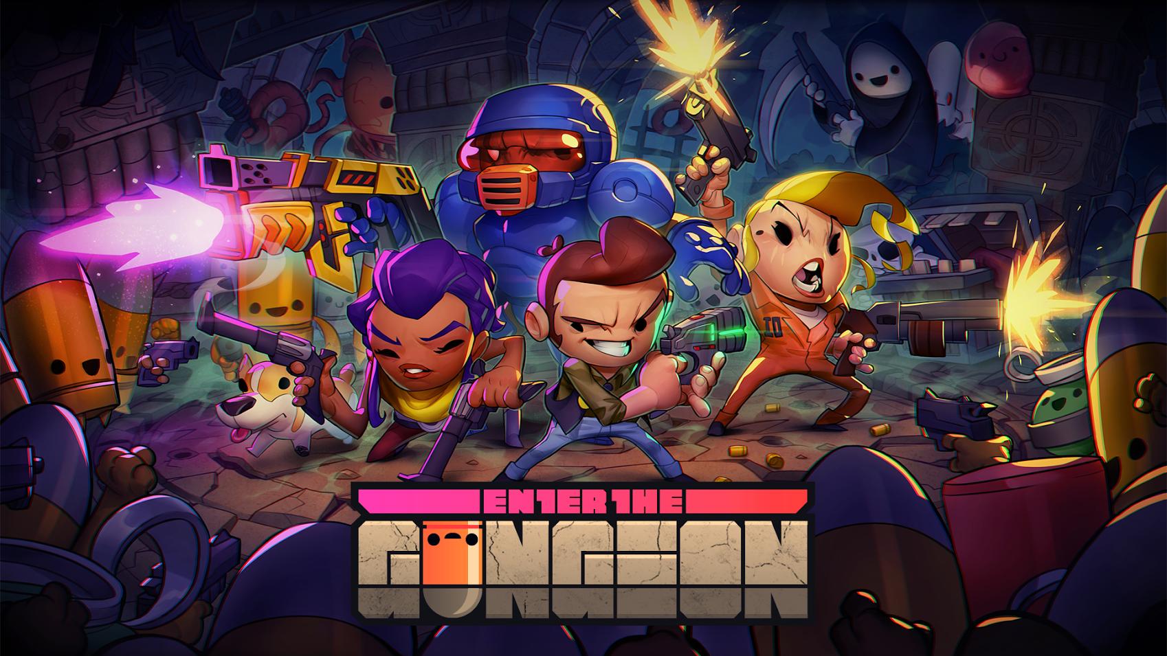 Enter the Gungeon release date