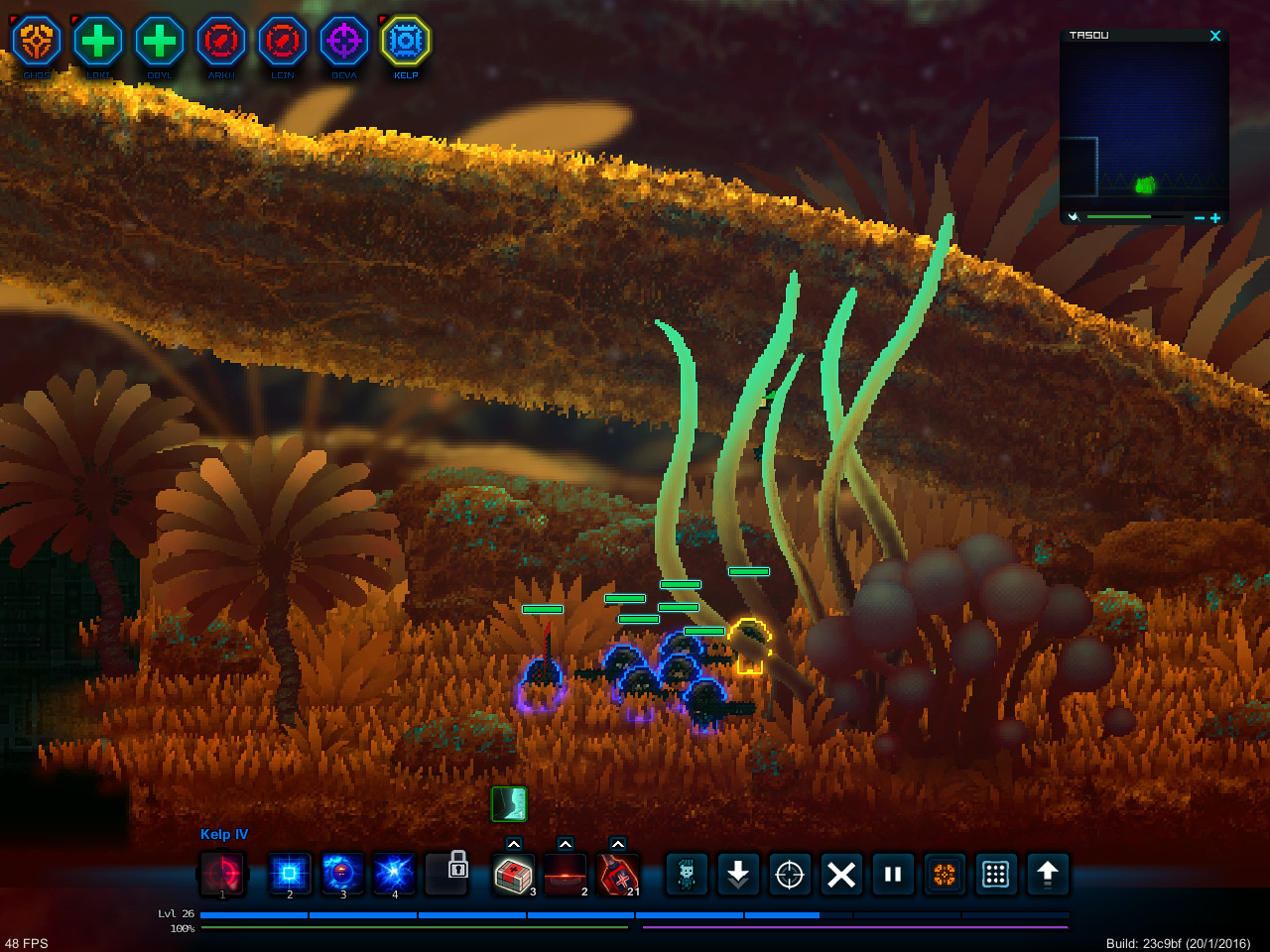Pixel Privateers screenshot