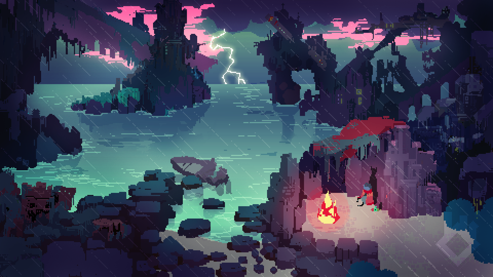 Youtube Hyper Light Drifter Room