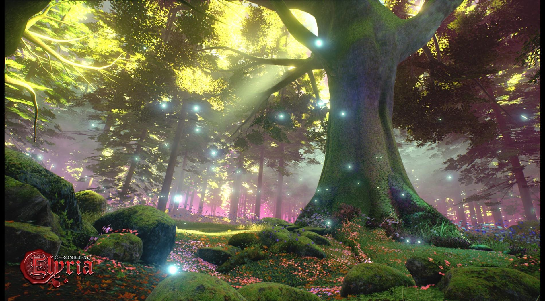 Chronicles of Elyria screenshot