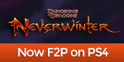 Neverwinter Now Live on PlayStation®4