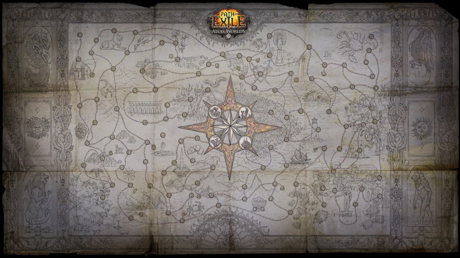 Atlas of Worlds - Path of Exile New Expasion