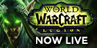 Legion, the latest World of Warcraft expansion, is now live!