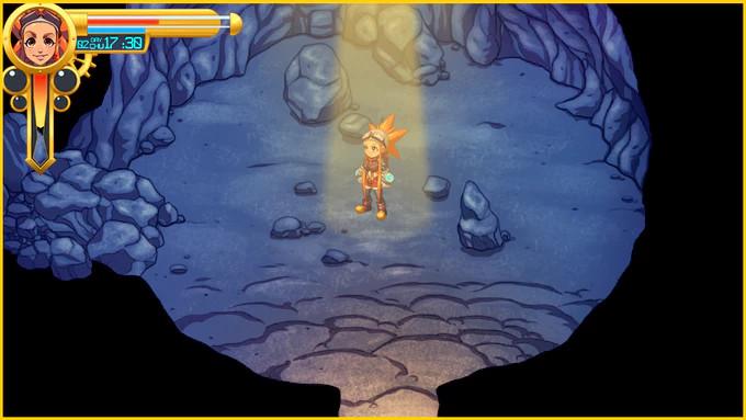 Cryamore screenshot