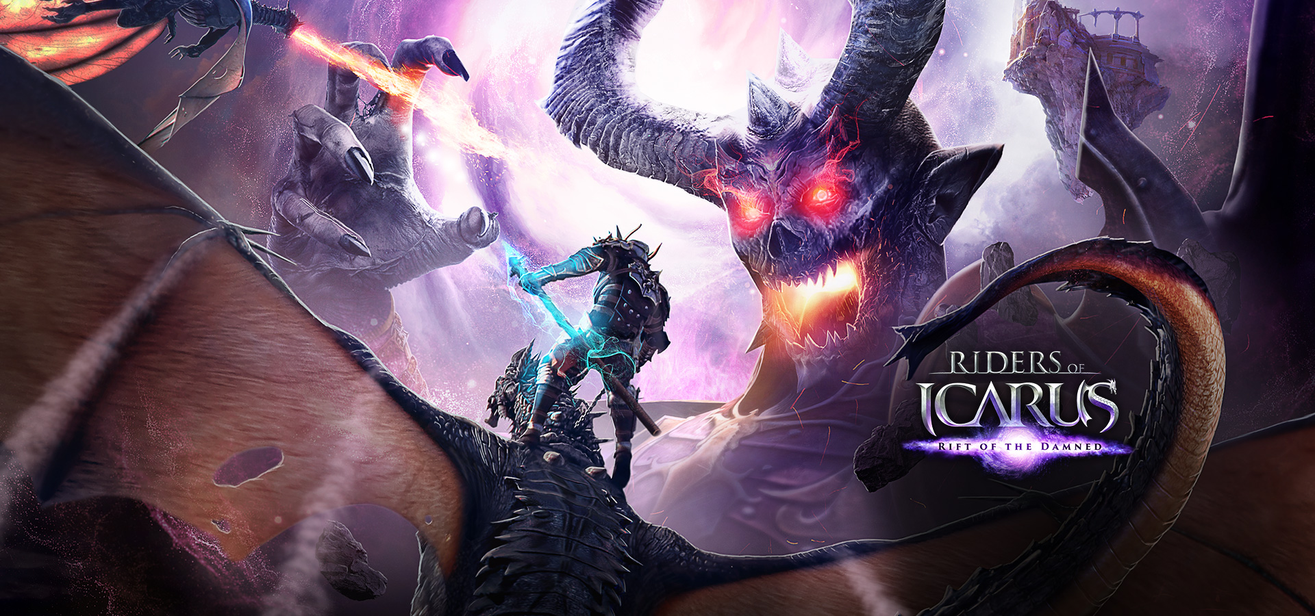 Riders of Icarus Content Update Now Live