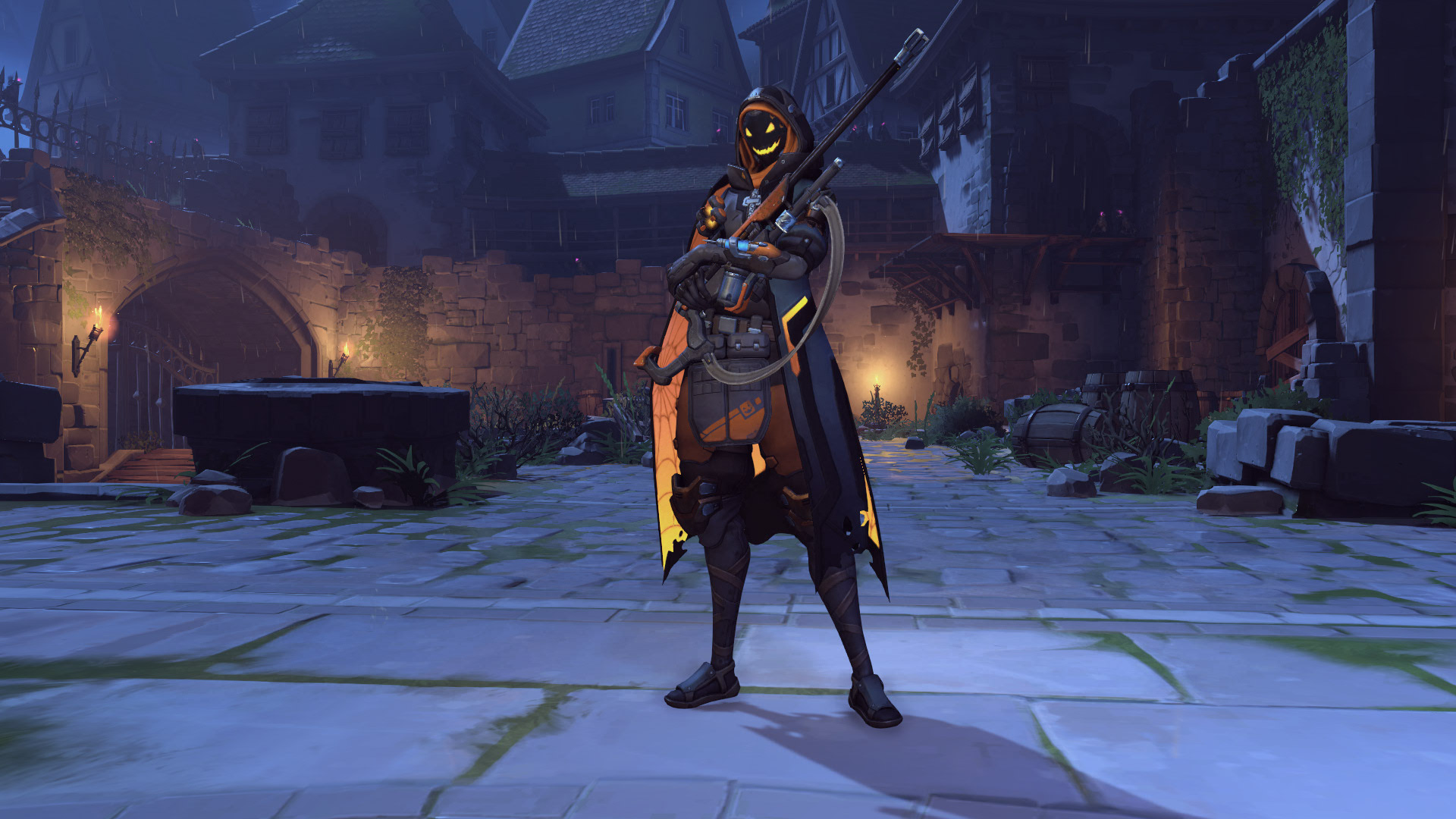 See The 12 New Halloween Overwatch Skins News Gamepedia