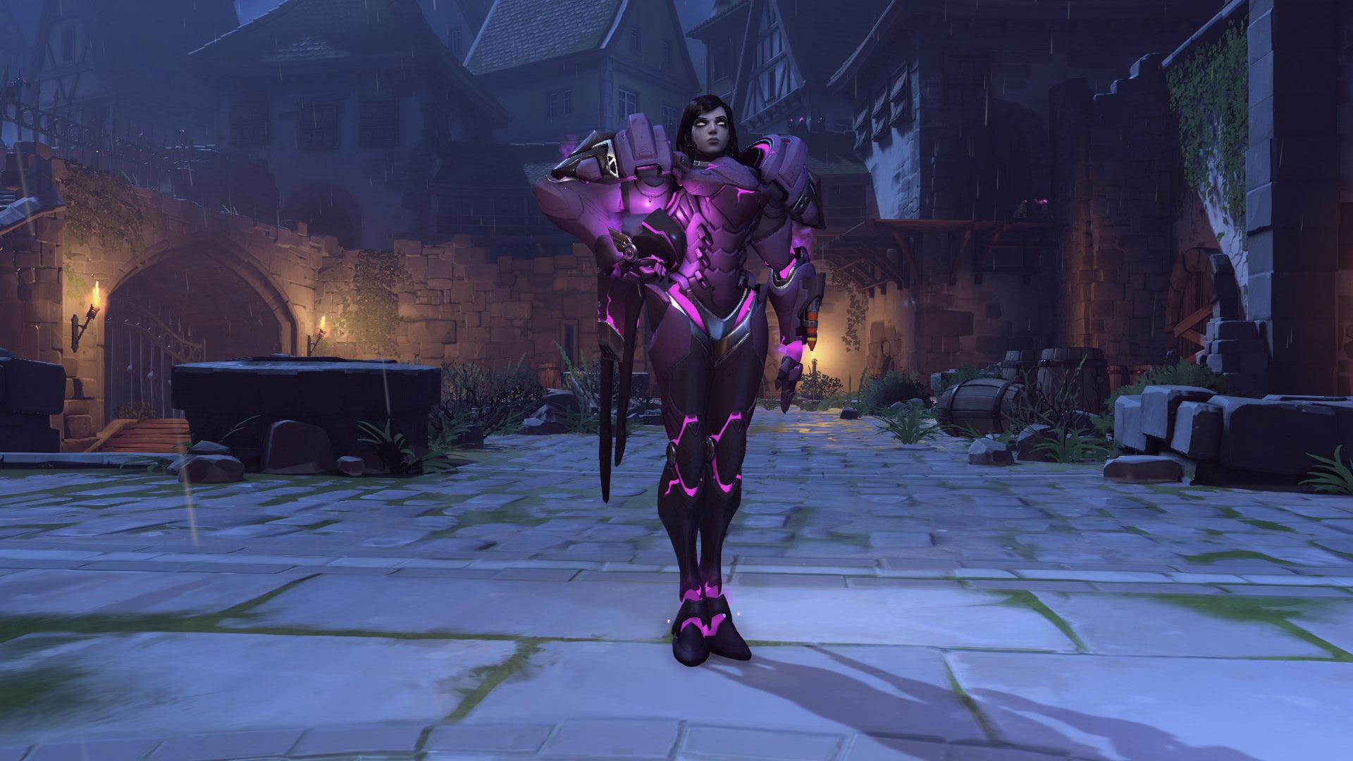 Pharah Overwatch Halloween Skin