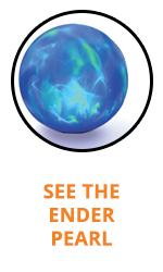Ender Pearl for Enderman Halloween