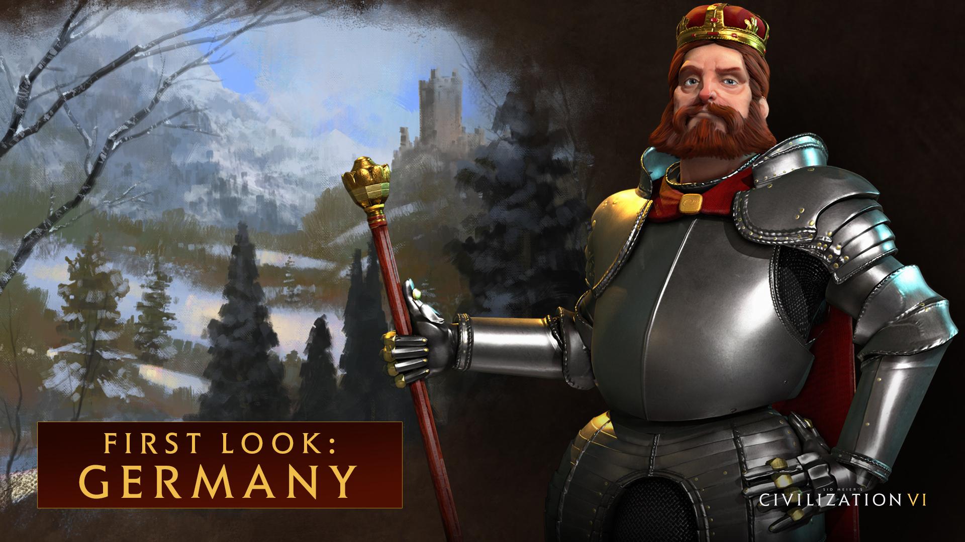 Frederick Barbarossa and a Civ 6 Easter Egg